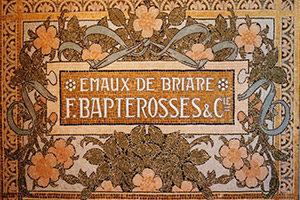 musée mosaïque émaux briare