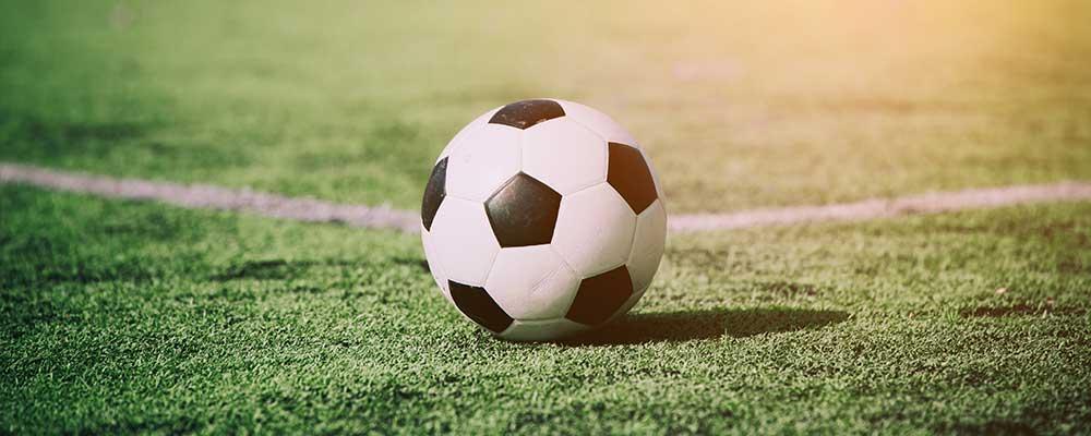 Retransmission de match de Football en direct à l'agriculture BRIARE